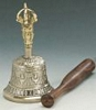 Seven Metal Handle Bell With Wooden Stick Dorge-BL079